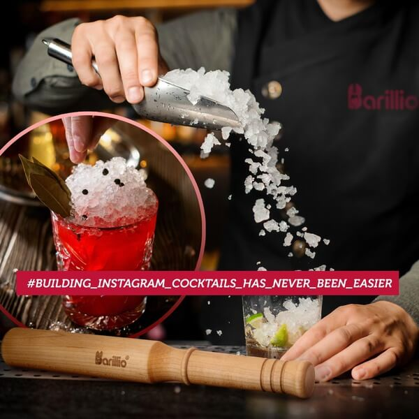 muddler cocktail