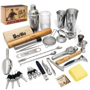 Barillio Complete Bar Tool Set – Pro Edition