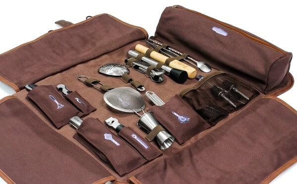 bartender kit travel bag