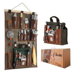 Bartender Wall Organizer With Bar Tools