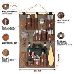 bartender bar tools organizer